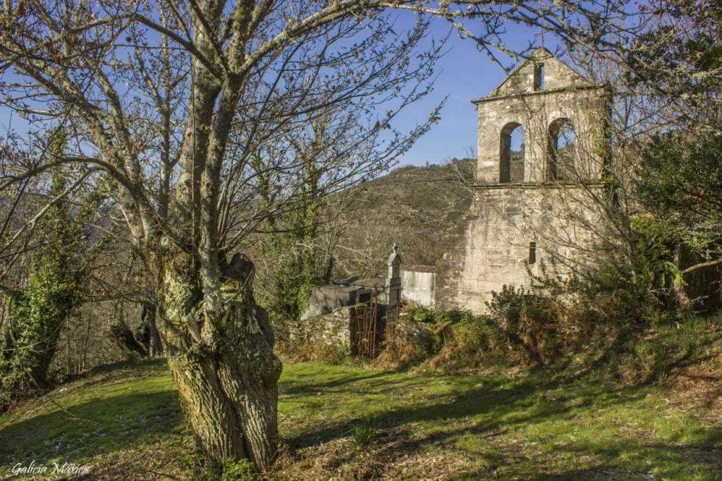 Iglesia de Tronceda