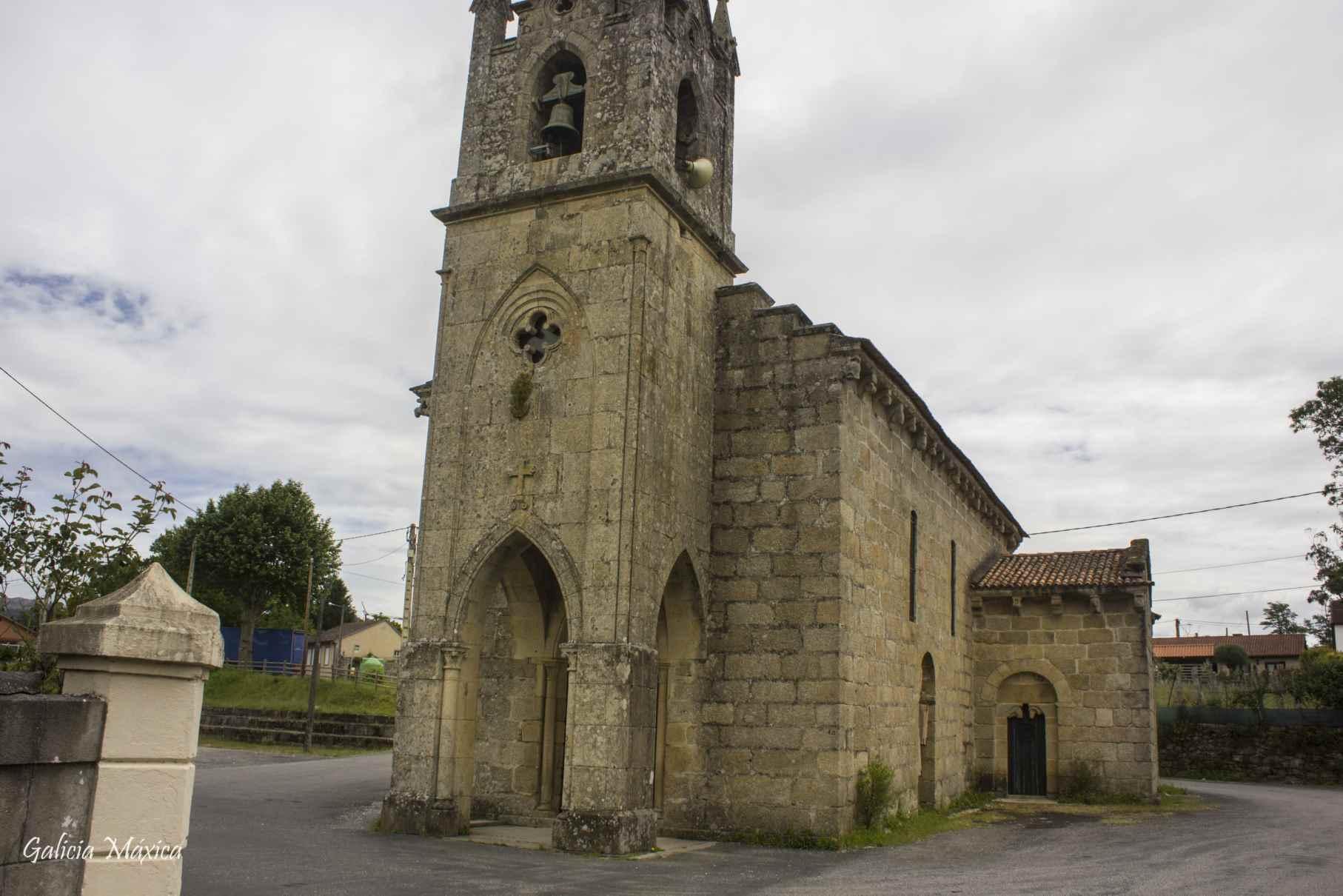 Iglesia de Angoares