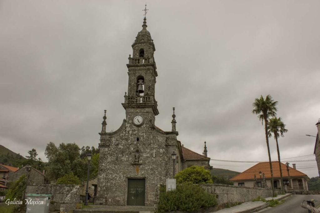 Iglesia de Carballedo