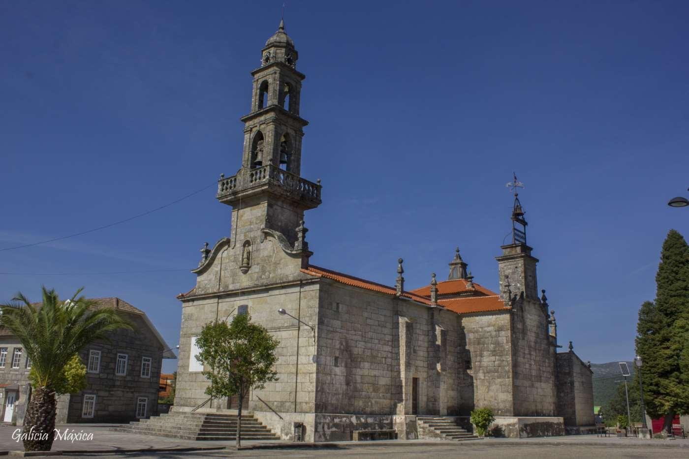 Iglesia de Fornelos