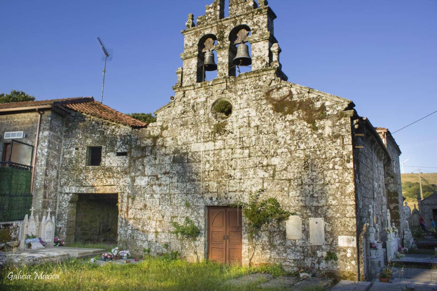 Iglesia y Casa Fortaleza de Camba