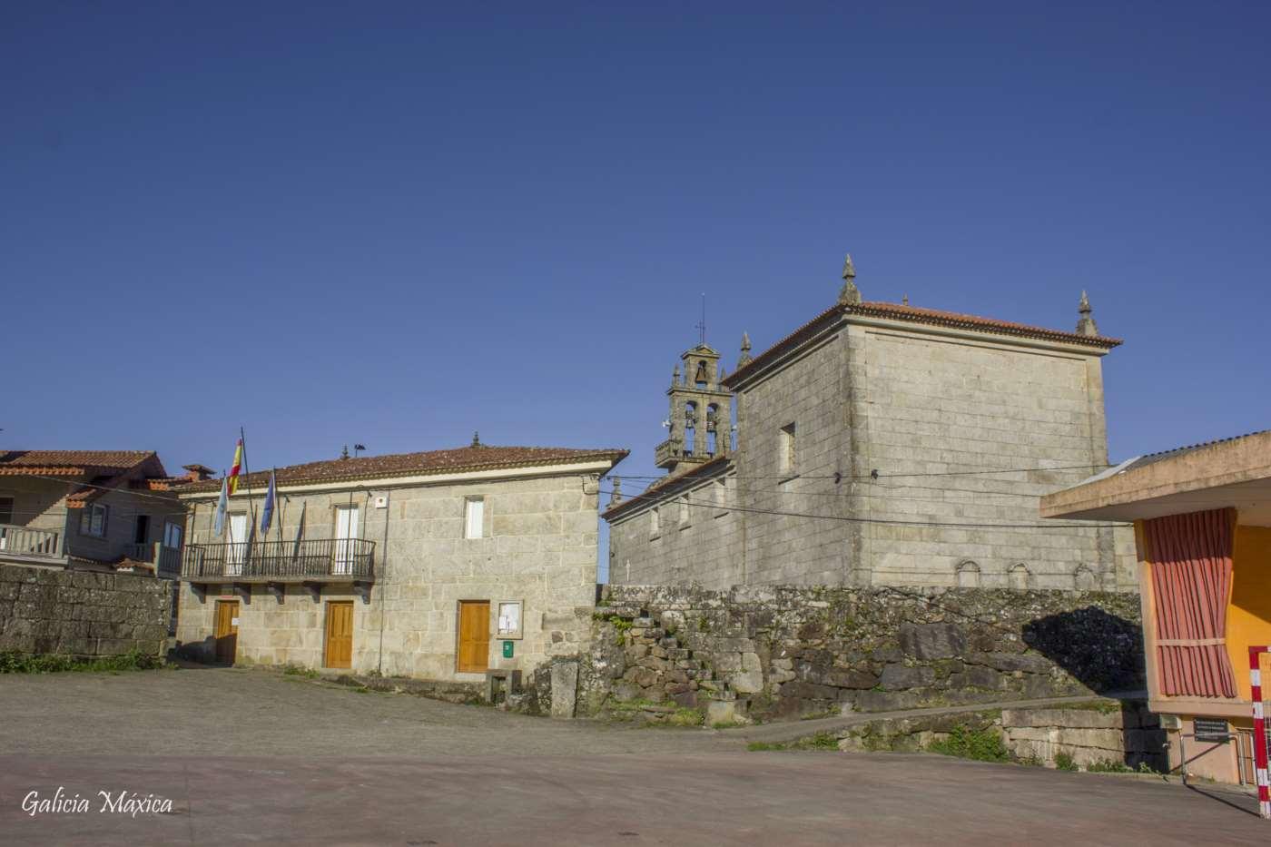 Iglesia de Morgadáns