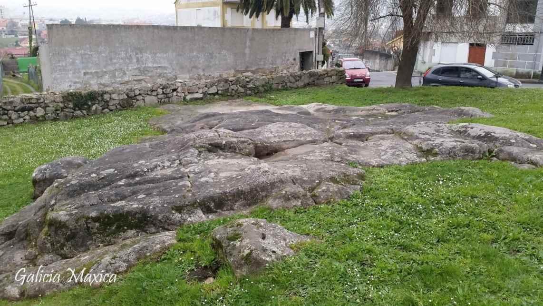 Petroglifos de A Laxe
