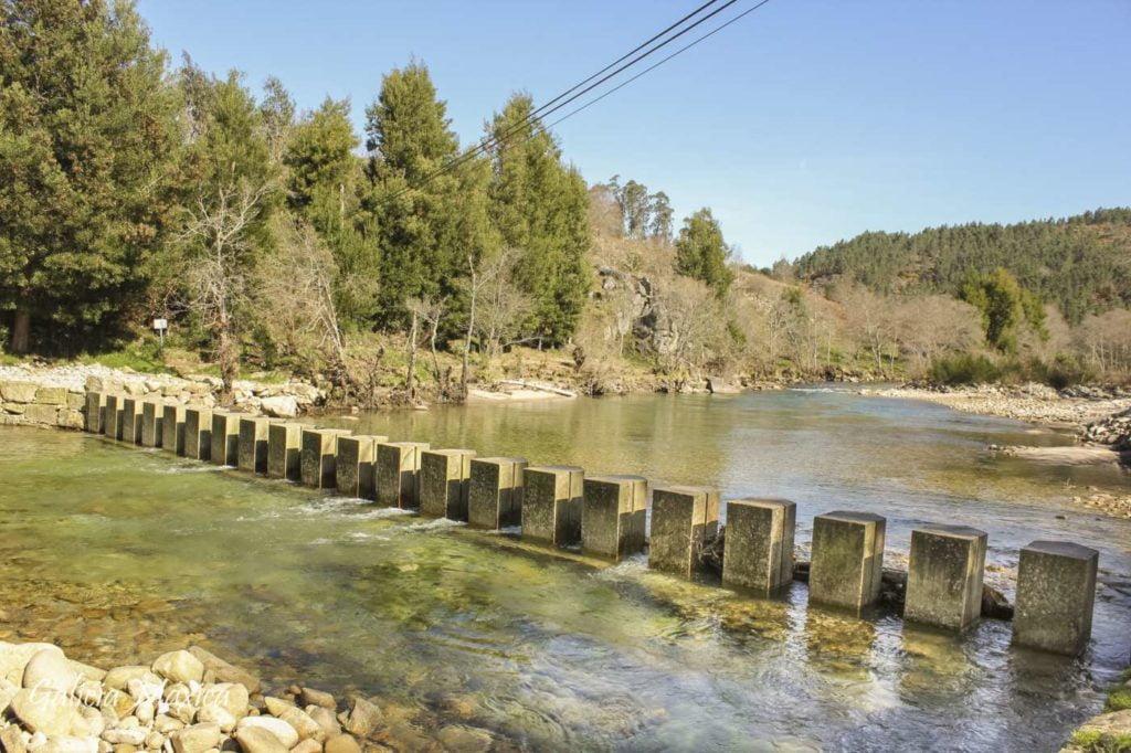 PLaya fluvial de Fornelos