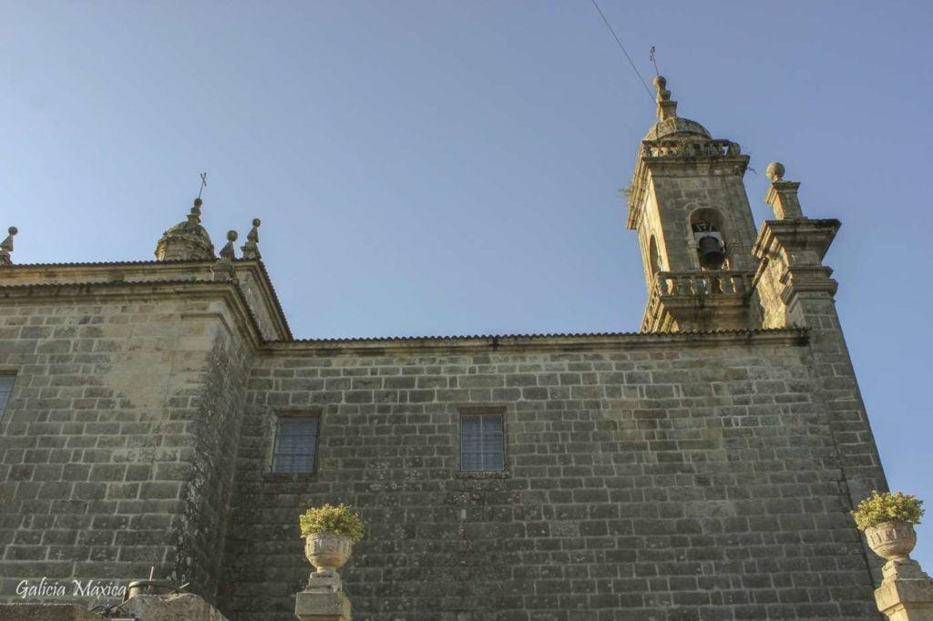 Iglesia de Reboreda