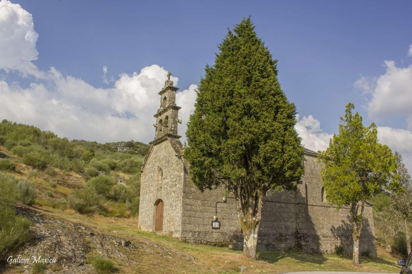 Iglesia de Quinta do Monte