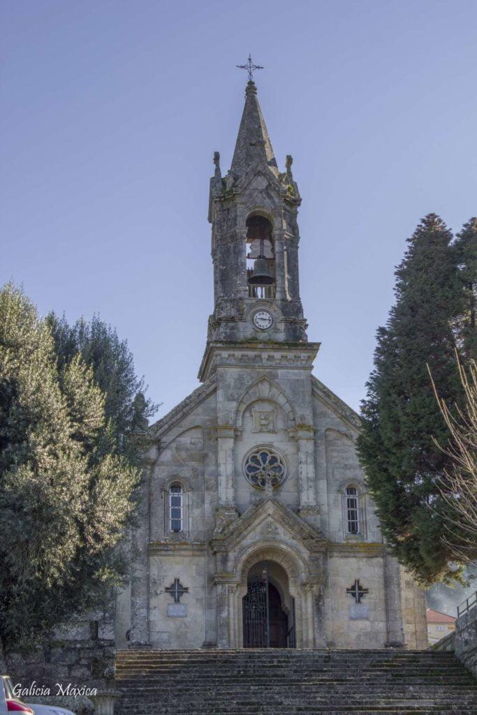 Fachada de San Benito