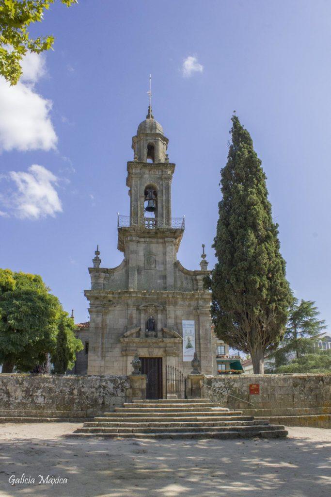 Fachada de la iglesia de San Benito