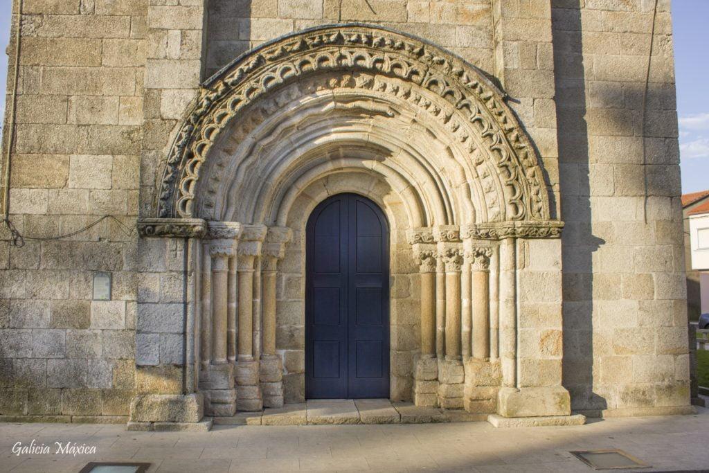 Portada de San Roque