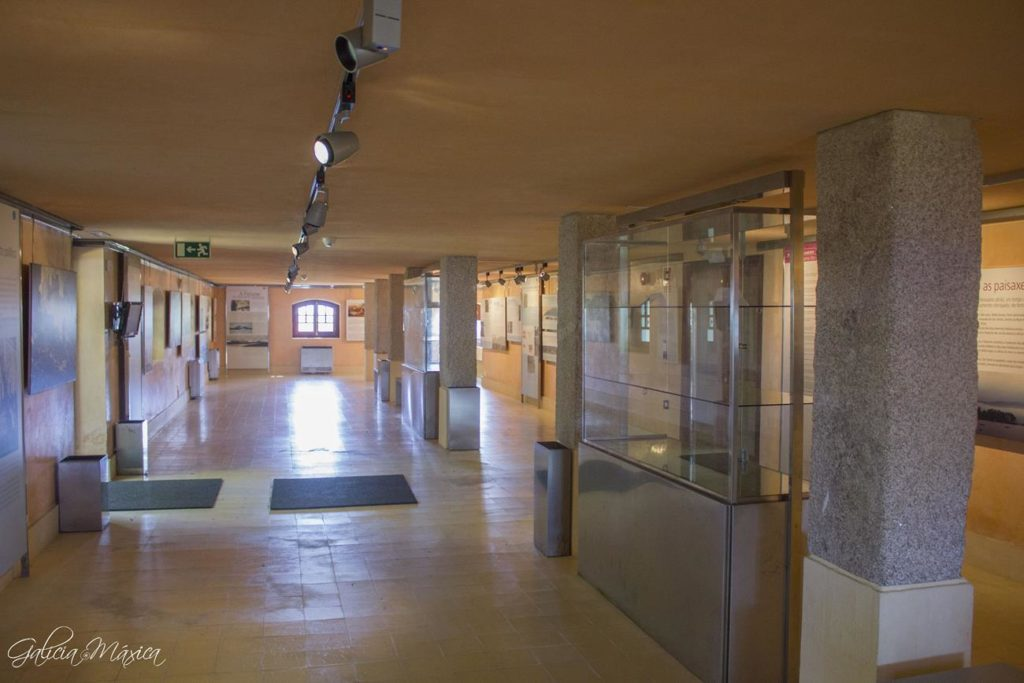 Centro de interpretación de San Simón