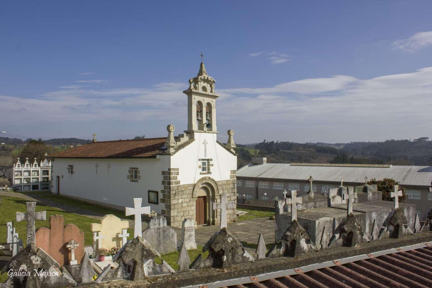 Iglesia de Gafoi