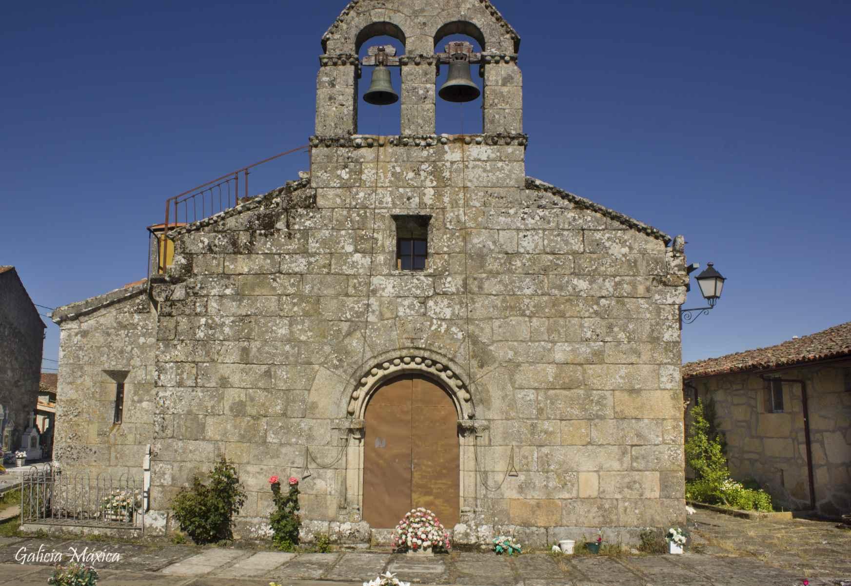 Iglesia de Solbeira