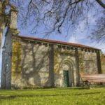 Iglesia románica de Tiobre