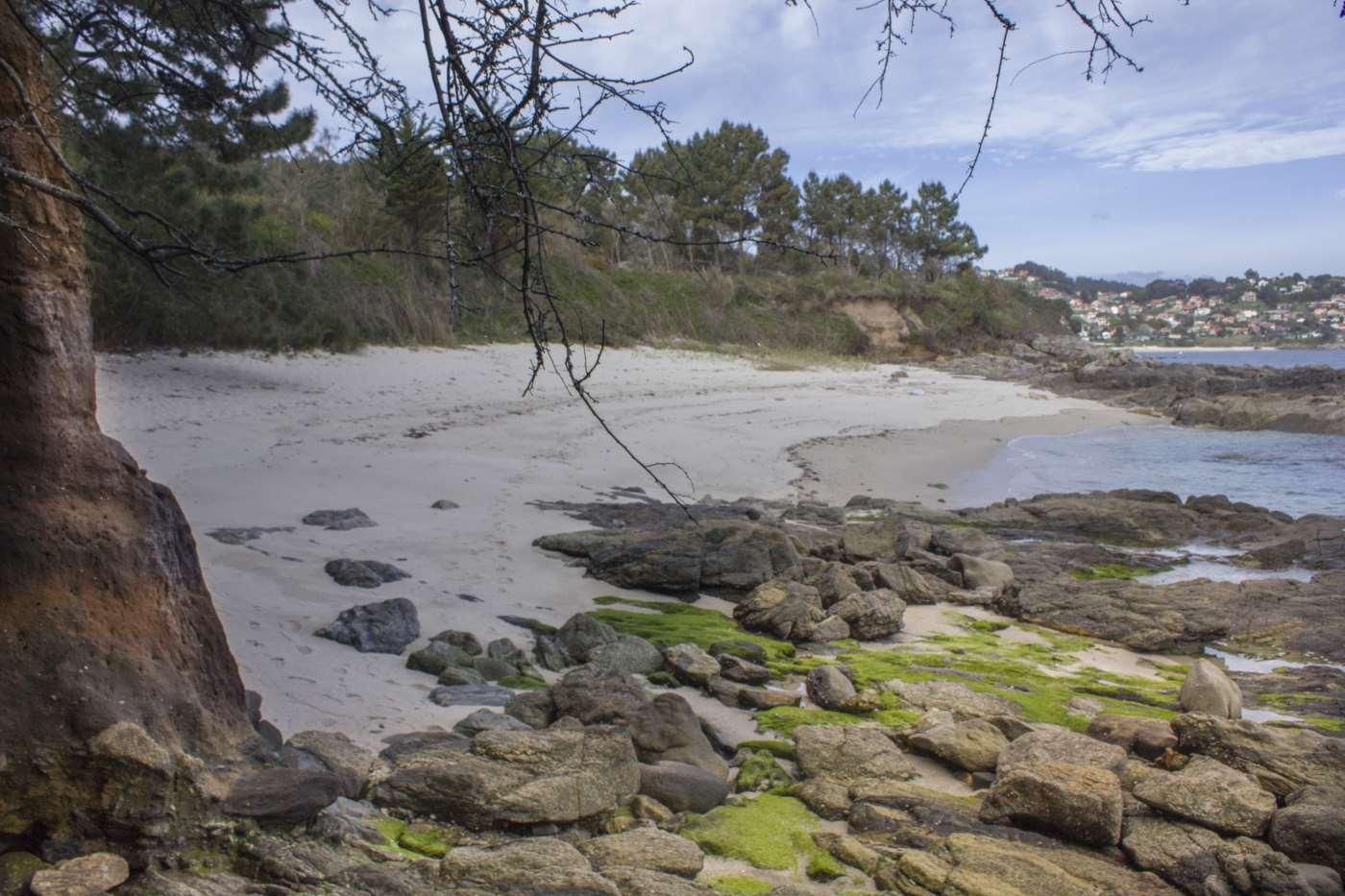 Playa de As Moscas