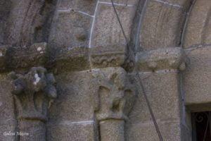 Capitel Iglesia de Donas