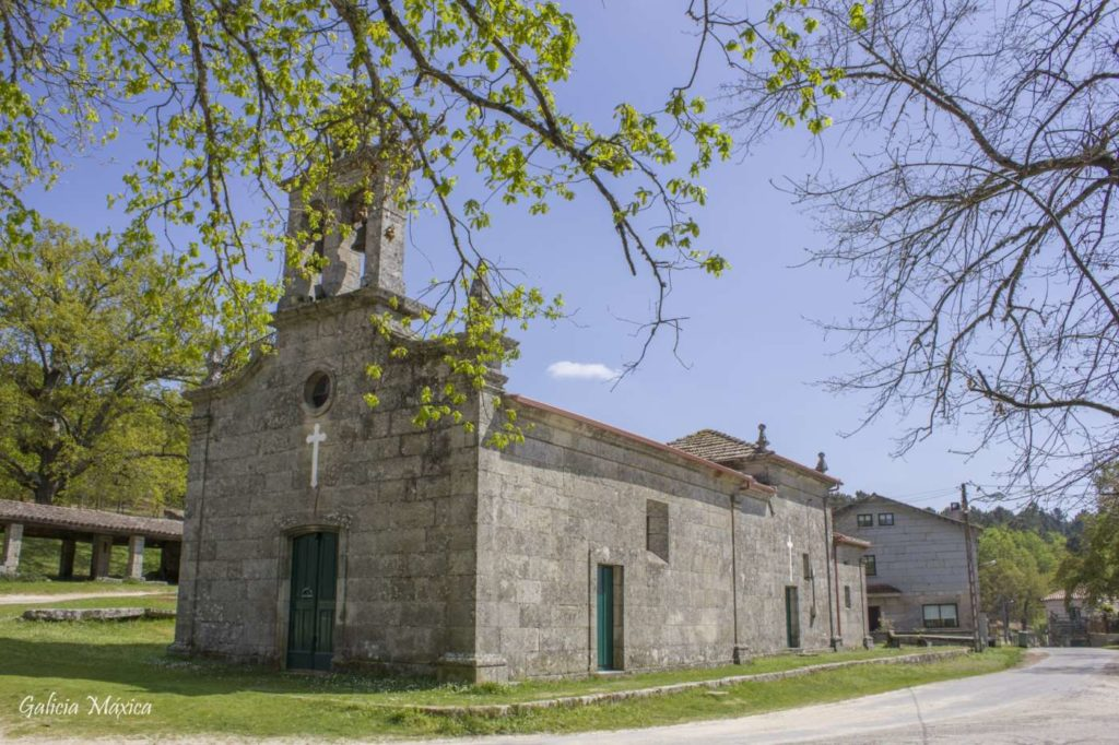 Iglesia de San Benito de Moldes