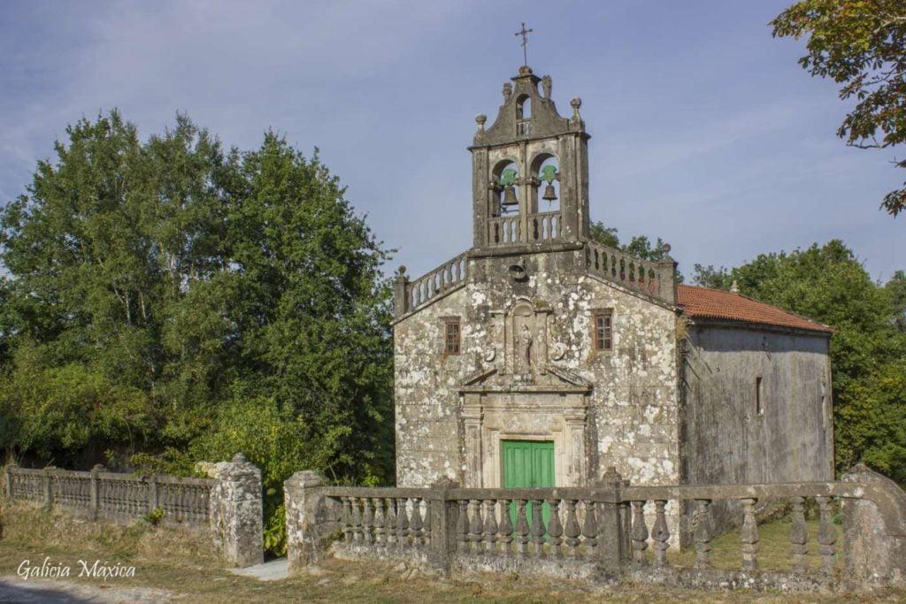 Iglesia de San Salvador de Portodemouros