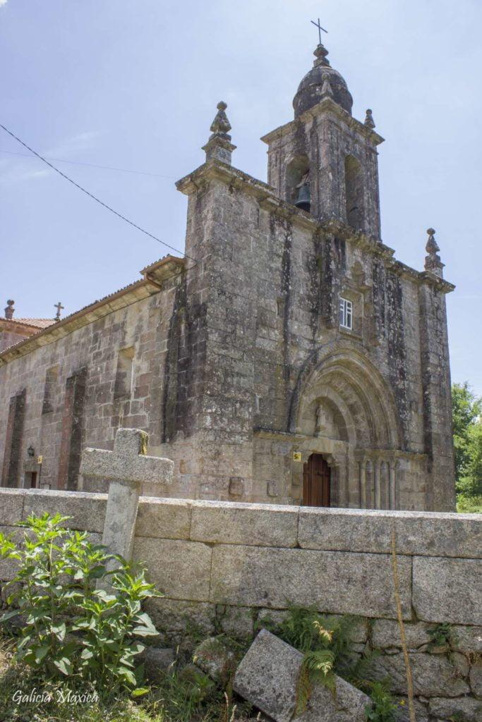 Iglesia de Padróns