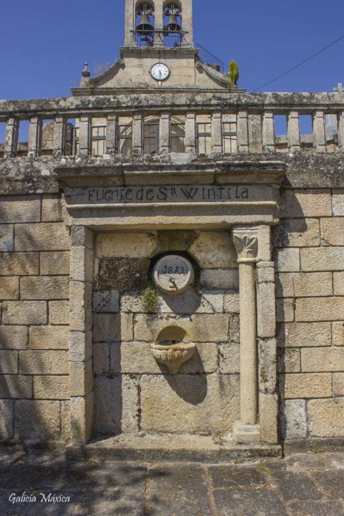 Fuente de San Wintila