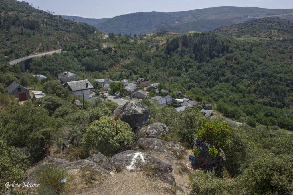 Aldea de Santa Cruz de O Bolo