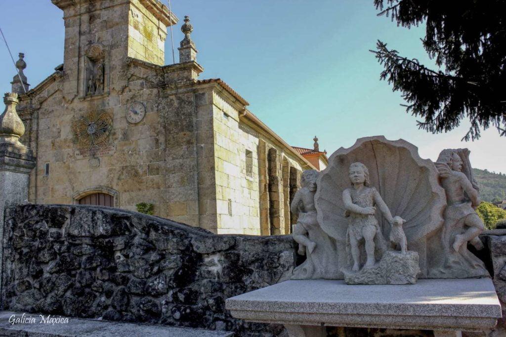 Iglesia de Vilaboa
