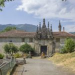 Casa rectoral de Barcia de Mera