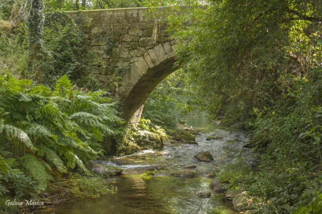 Puente de As Pontaleiras