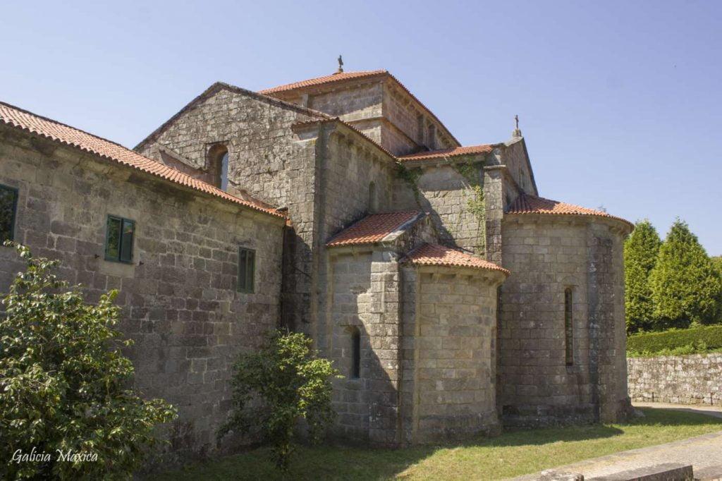 Iglesia y ábside