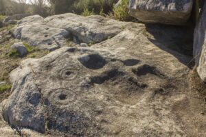 Petroglifos Alto da Campana