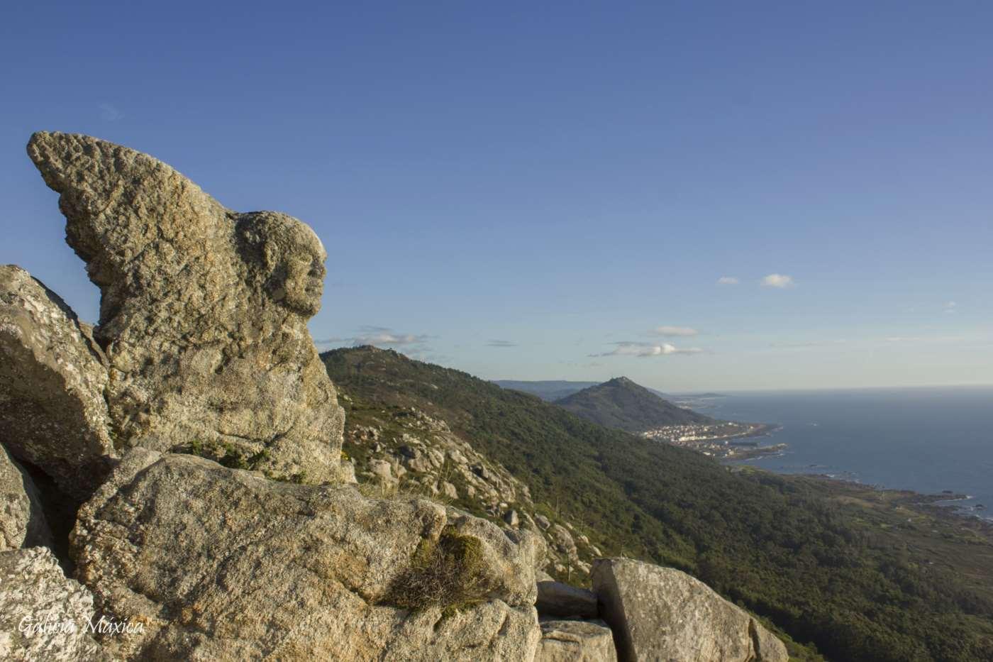Esculturas de Monte Torroso