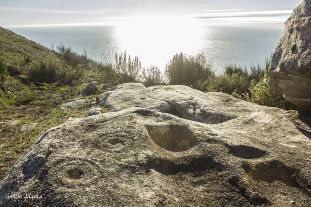 Petroglifos del Alto da Campana