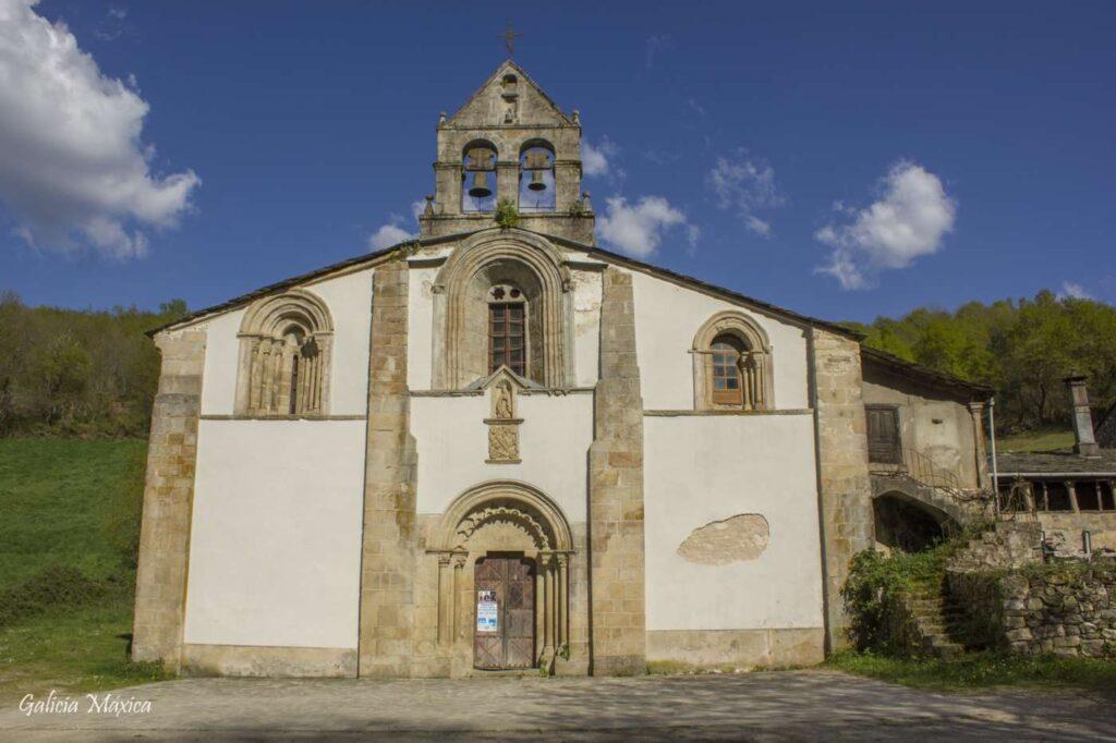 Fachada convento de Penamaior