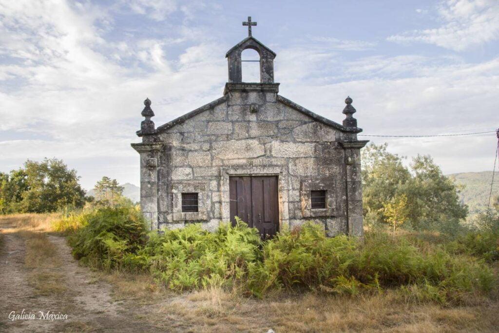 Capilla de San Amaro de Lira