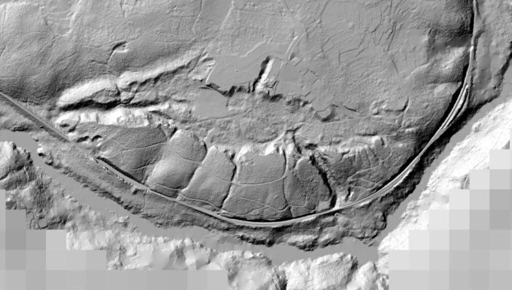 Minas romanas de oro de A Lagoa