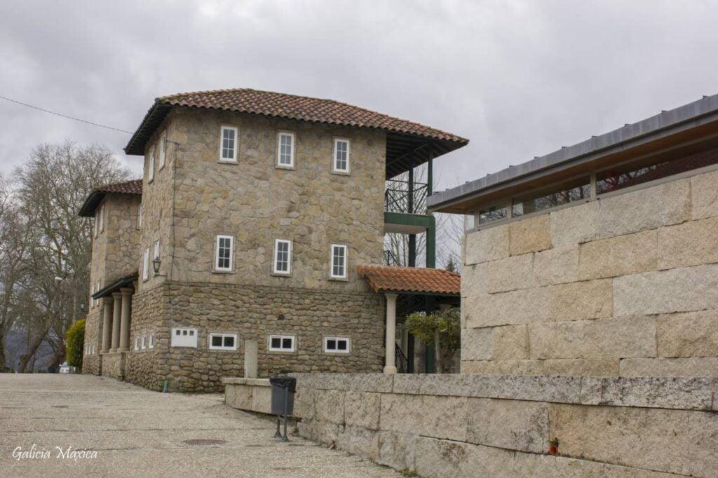 Centro de interpretación Aquis Querquennis