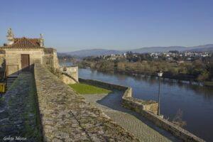 Castillo de Salvaterra de Miño