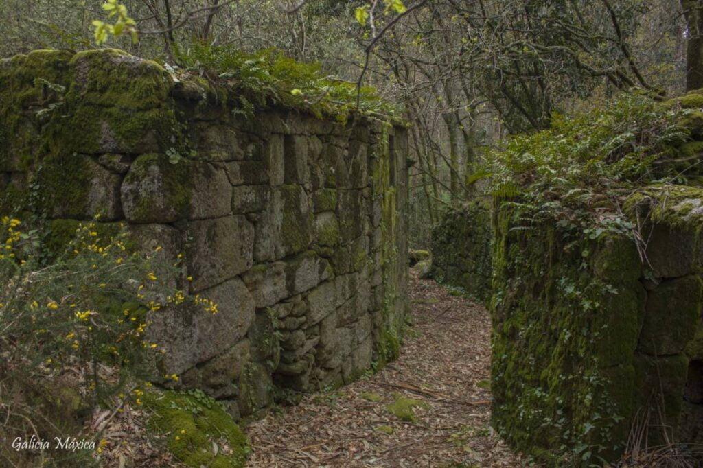 Ruinas en Crecente
