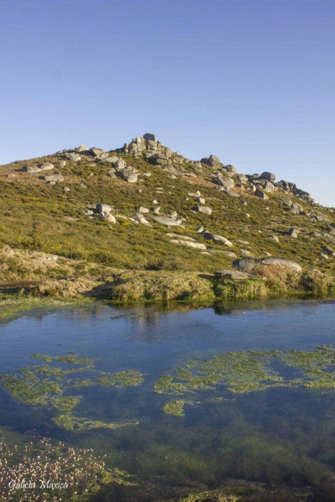 Laguna de Serra do Galleiro