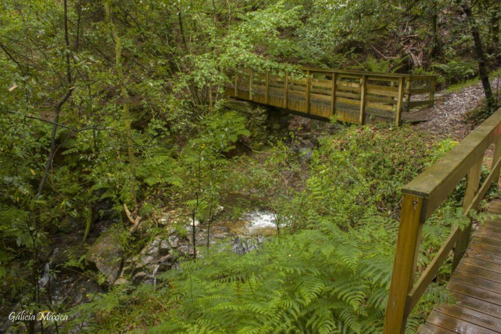 Puente Rego da Freixa e da Miñouba