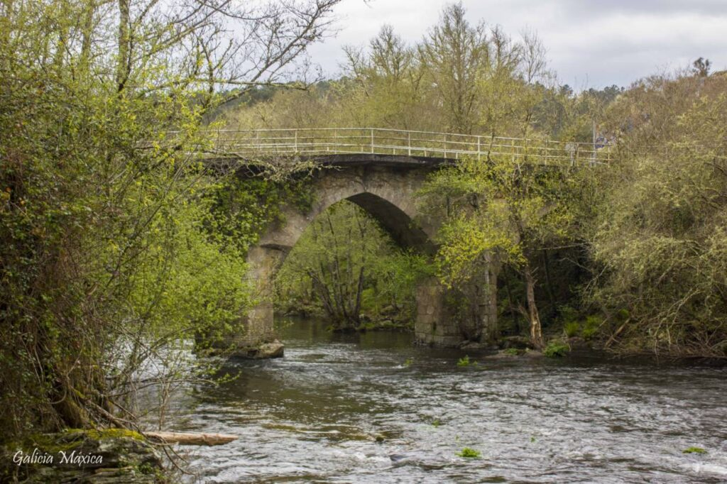 Ponte Nova o puente de Grixó
