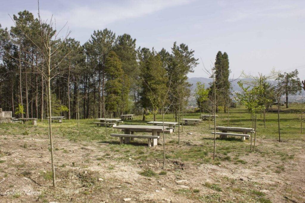 Área recreativa Alto do Coello