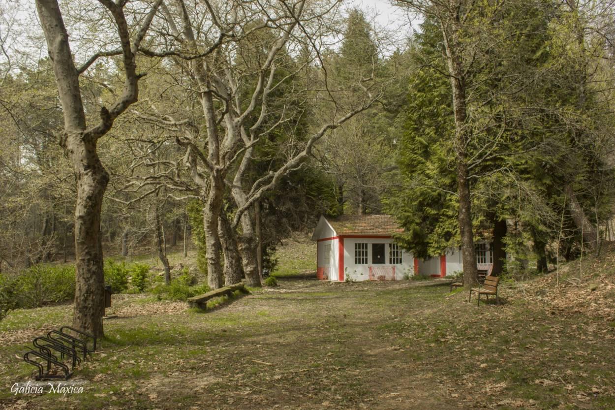 Balneario de Augas Férreas (A Cañiza)