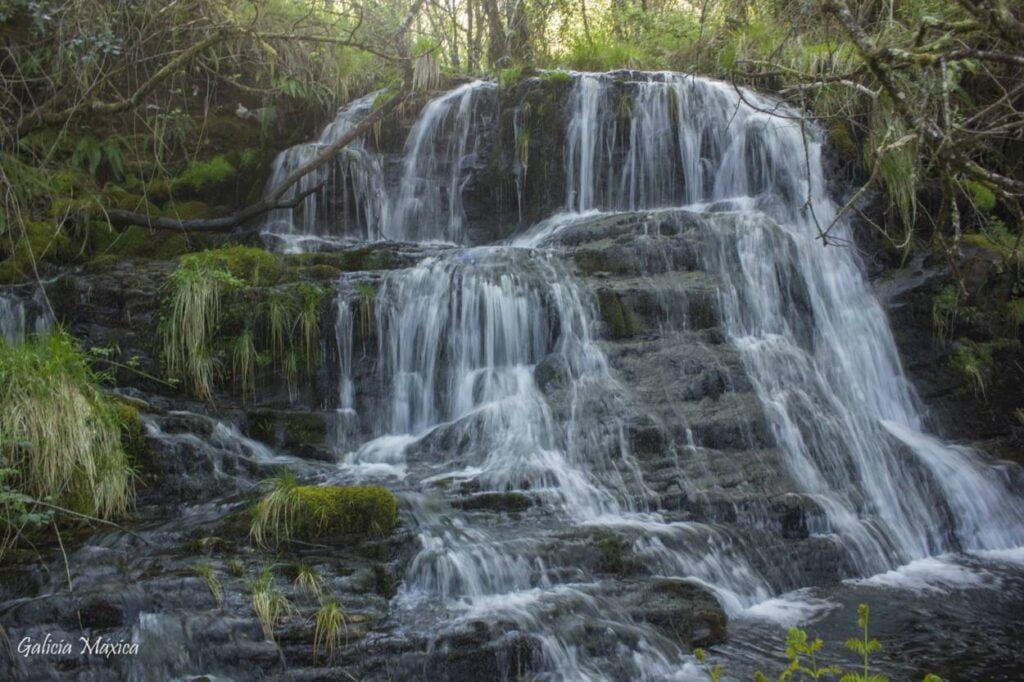Cascada de Forcarei