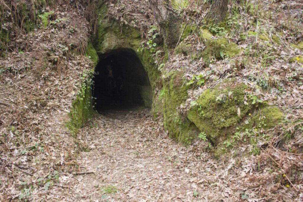 Salida cueva