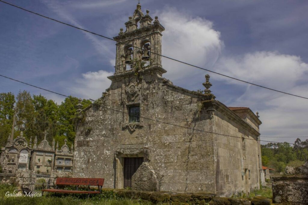 Iglesia de Longos