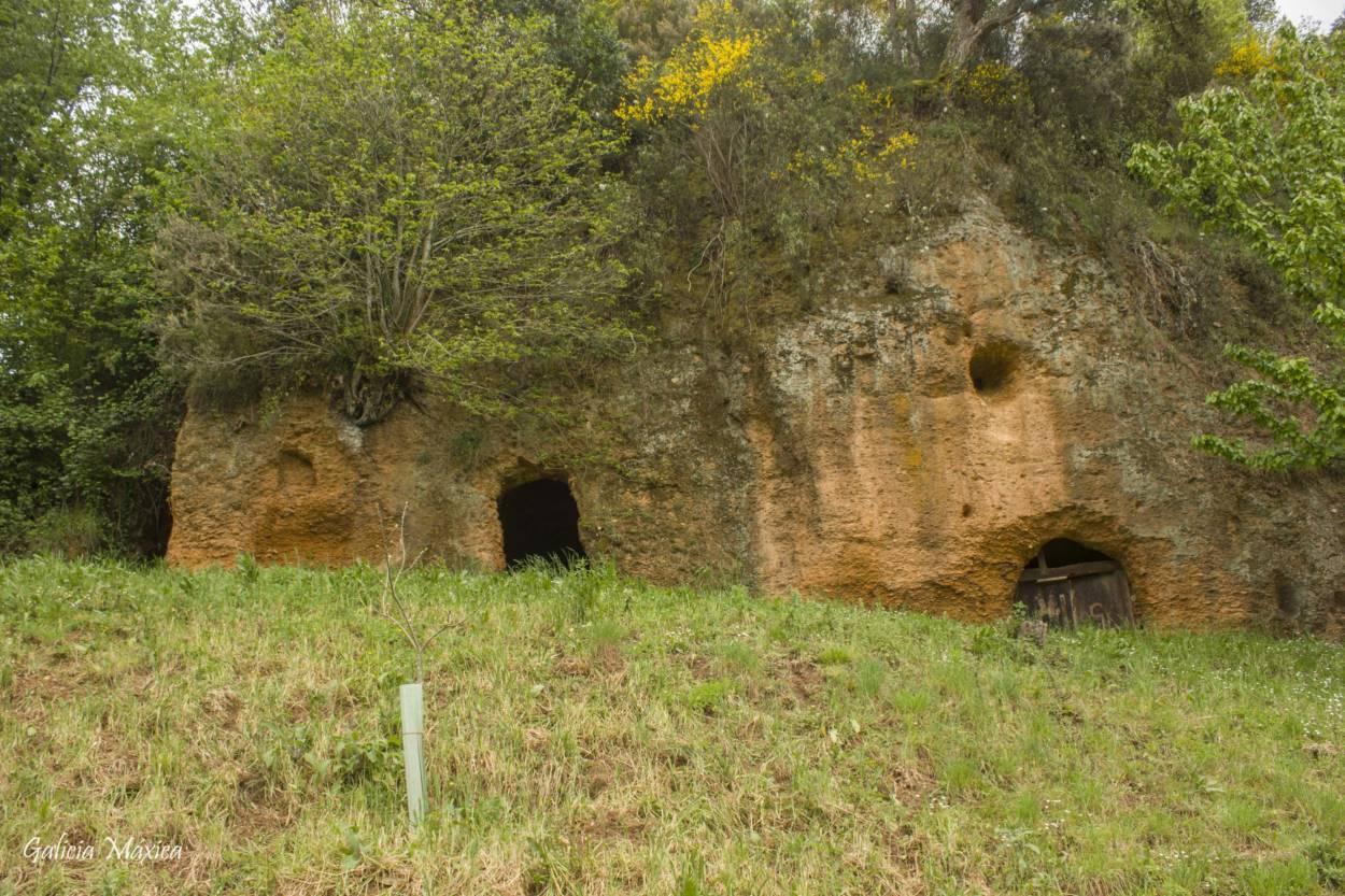 Minas romanas de Margaride do Lor