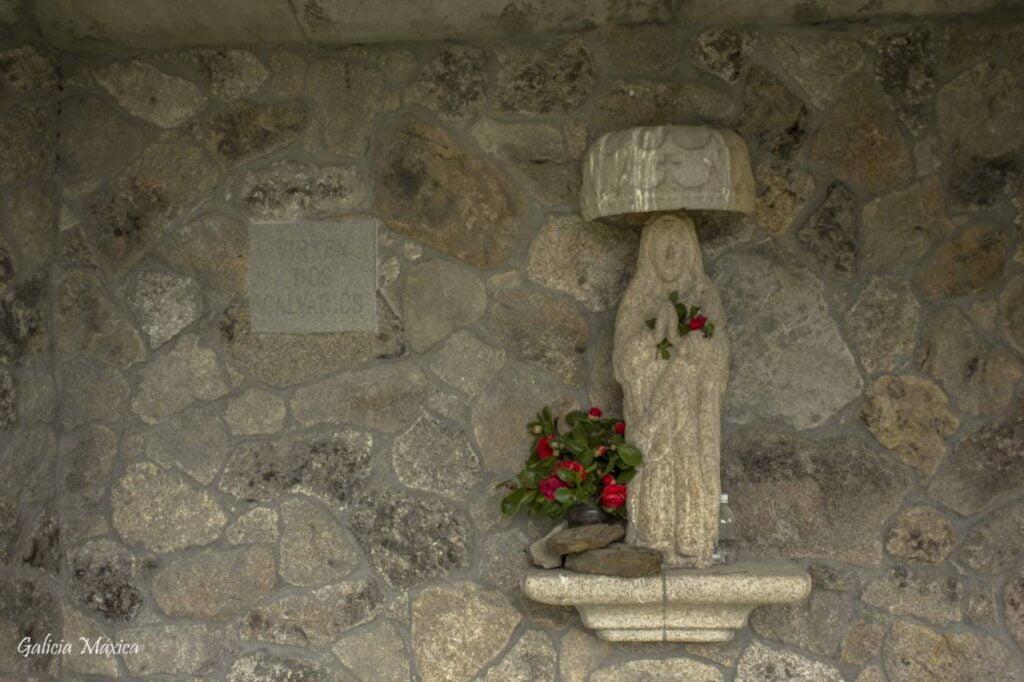 Virxe dos Calvarios