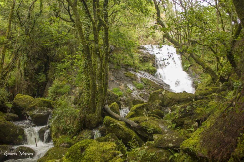 Cascada de Cuntis