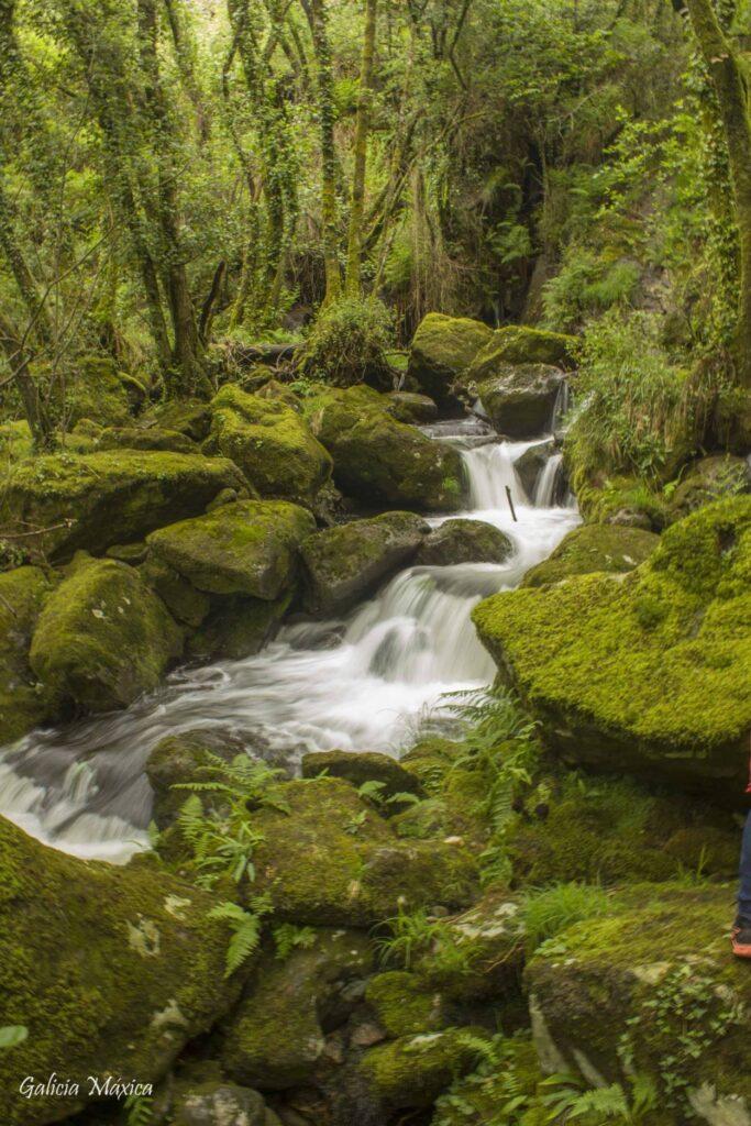 Río da Patela y Fervenza das Campaíñas