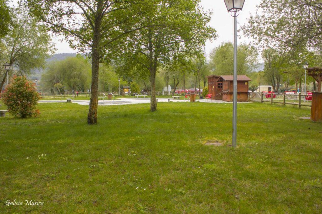 Área recreativa de Cenlle